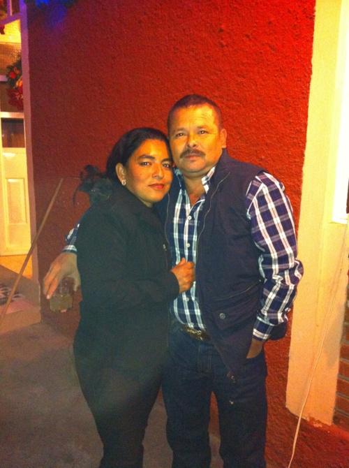 Manuel's mom