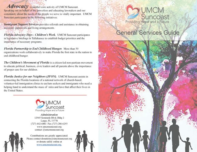 General Services Brochure
