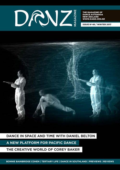 DANZ Magazine Issue 48