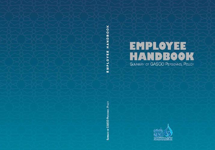 Gasco employee hand book