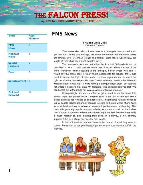 FMS Falcon Press Edition 4