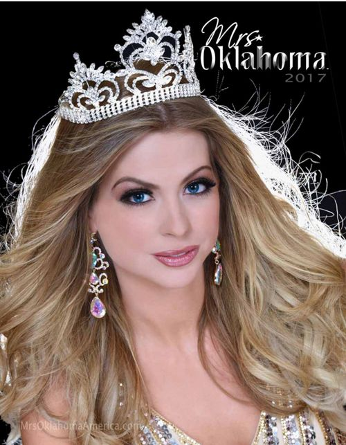 2017 Mrs. Oklahoma Program book