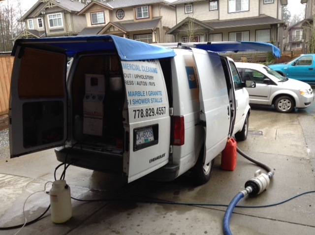 Only Way Cleaning Services cleaning images