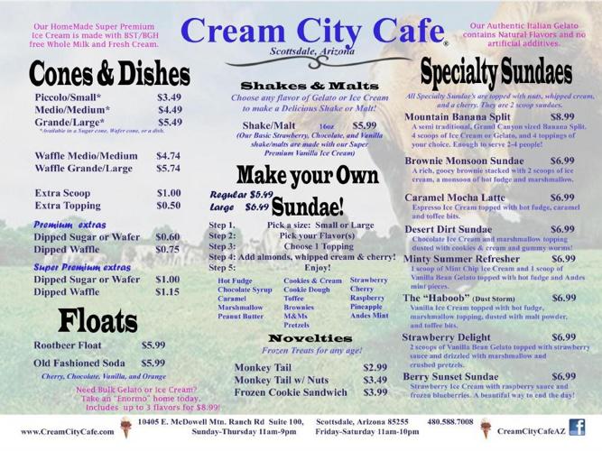 Cream City Cafe Ice Cream Menu_page2