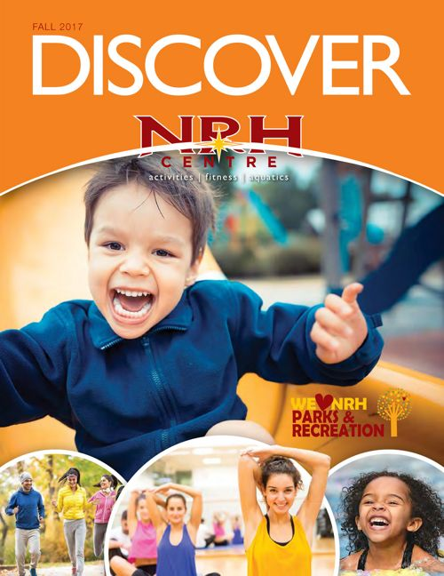 NRH Fall 2017 Discover Brochure