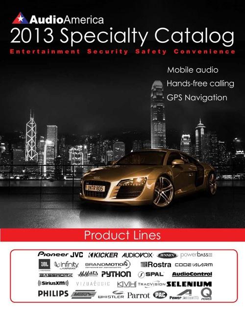 Speciality Catalog