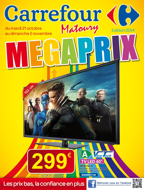 Mégaprix oct 2014