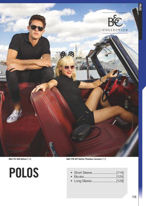Polo-Shirts 2016 Profiltryk