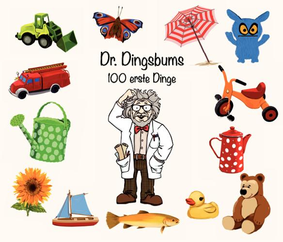 Dr. Dingsbums: 100 Erste Dinge