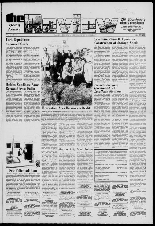Review October 1978