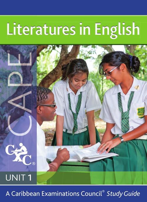 CAPE  Literatures in English