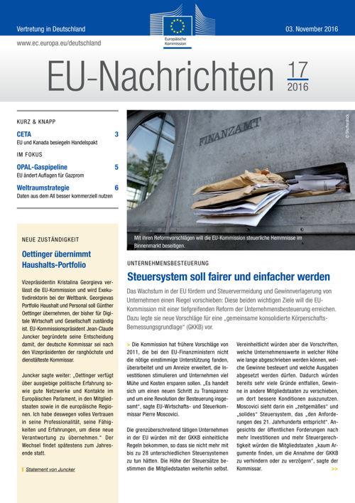 EU-Nachrichten #17