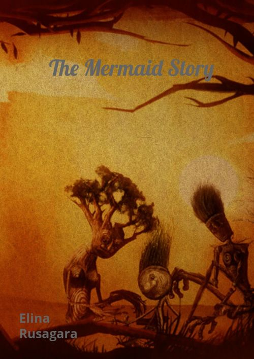 The Mermaid Story Elina