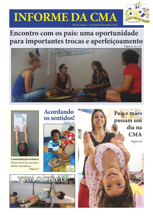 Casa Monte Alegre - abrindo as portas da escola! Parte 1