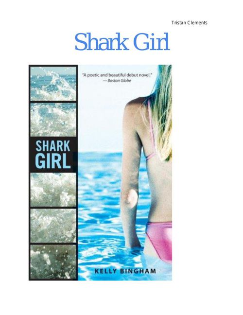 Shark Girl-TristanClements