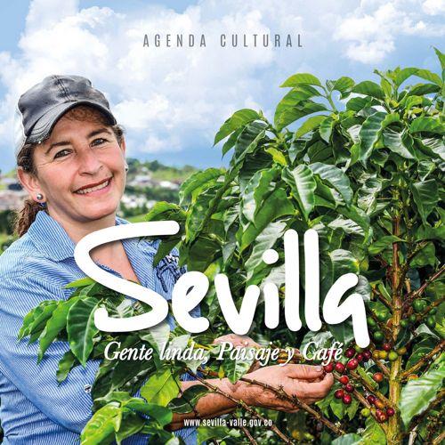 Sevilla, Gente linda, Paisaje y Café