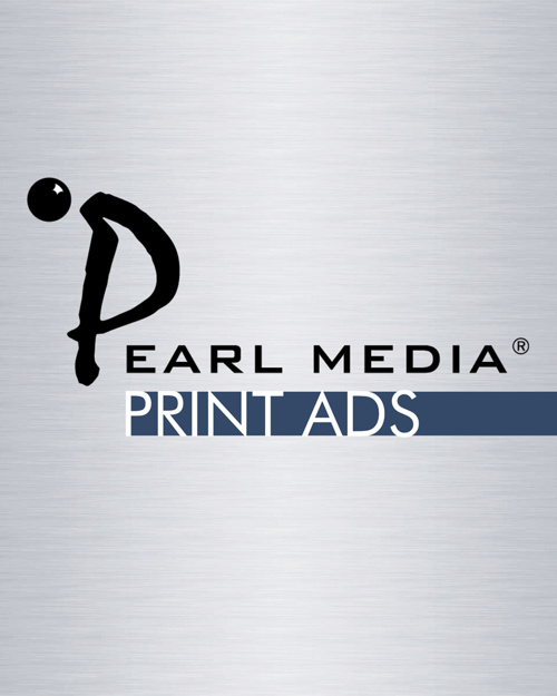 Pearl Media Print Ads