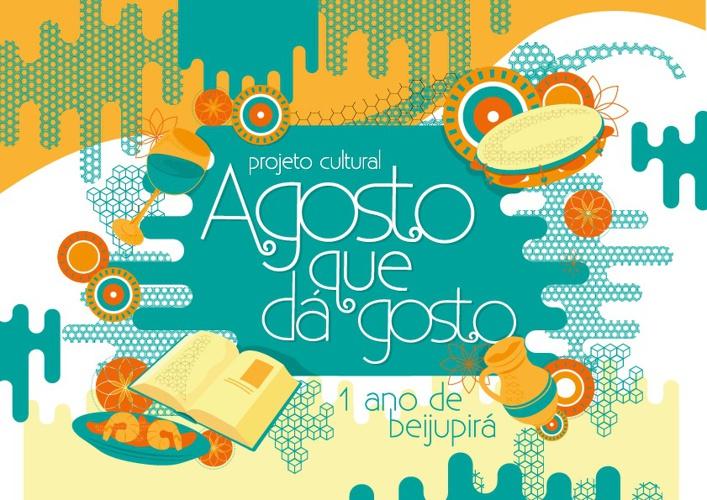 AGOSTO QUE DÁ GOSTO 2011 | BEIJUPIRÁ - OLINDA - BRASIL