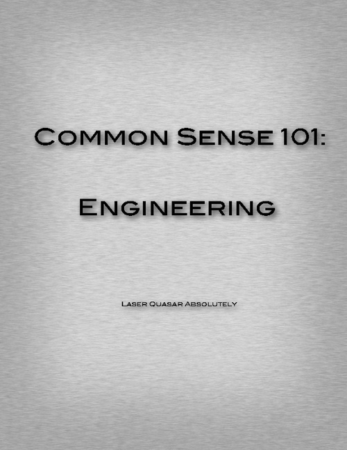 Copy (2) of Common Sense 101 - Engineering FLIP