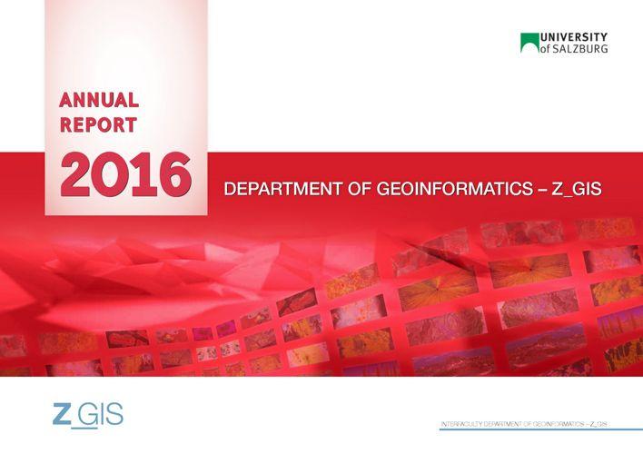 Z_GIS Annual Report 2016