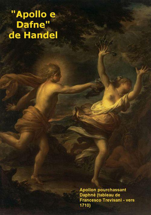 Apollo e Dafne de Handel (Argument)