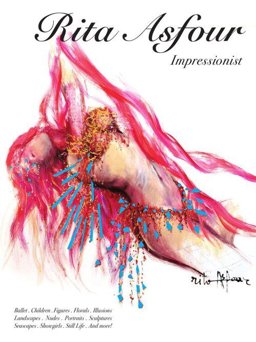 Rita Asfour Impressionist