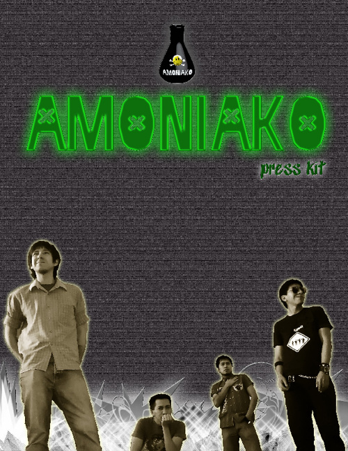 Amoniako Press Kit