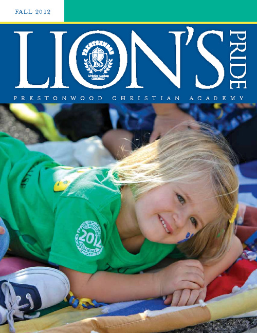 Lion's Pride Fall 2012