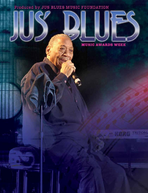 2011 Jus` Blues Music Awards