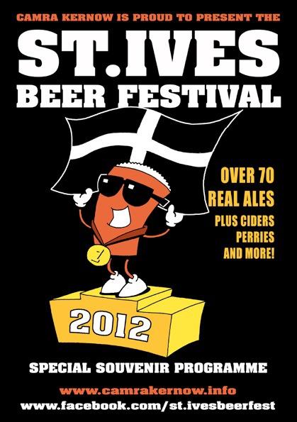 St.Ives Beer Festival 2012