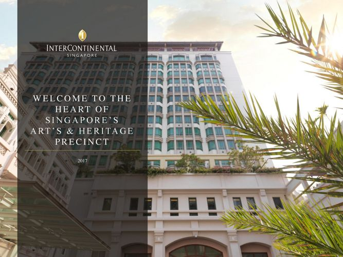 Overview_InterContinental Singapore_2017