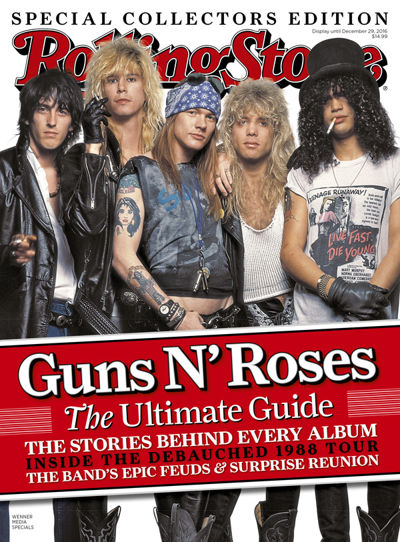 Guns N' Roses - Special Collectors Edition