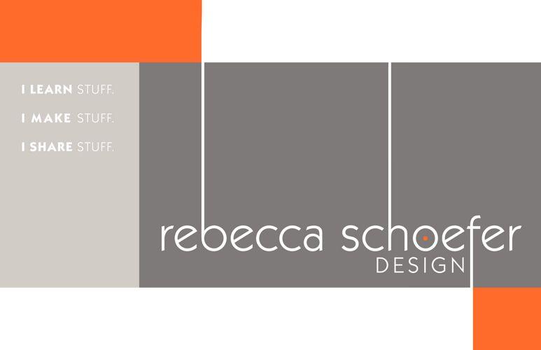 Rebecca Schoefer Portfolio