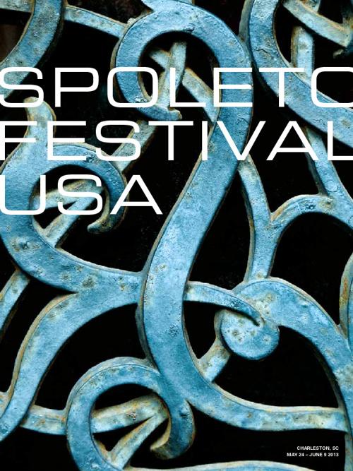 2013 Spoleto Festival USA