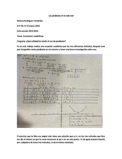 Las parábolas en la vida real pdf
