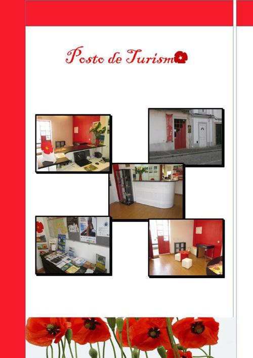 Folheto Digital sobre o Posto de Turismo de Montemor-o-Novo