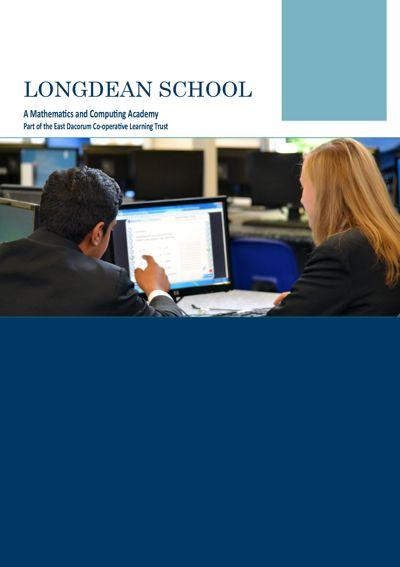 Longdean School Prospectus 2015