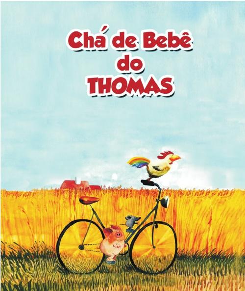 Chá de Bebê Thomas