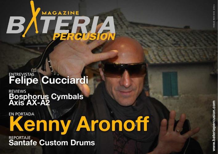 Bateria y Percusión Magazine! V3