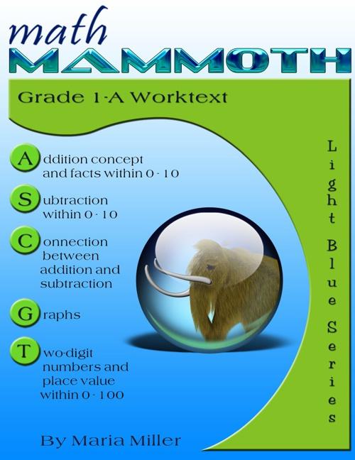 Grade1 - Math Mammoth
