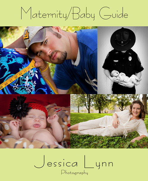 Maternity/Baby Session Guide