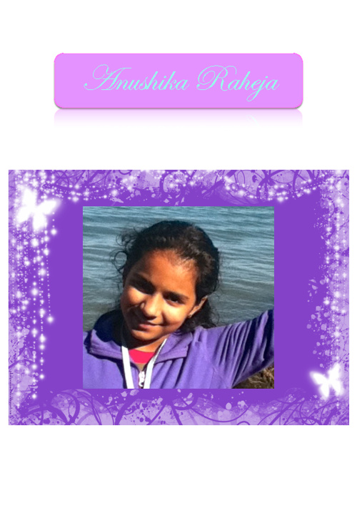 Anushika Raheja Art Portfolio