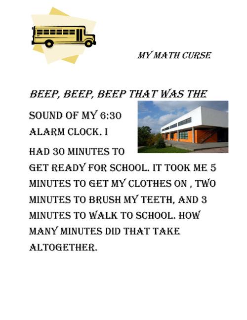 my math curse
