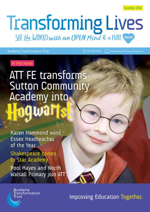ATT Newsletter Summer 2016