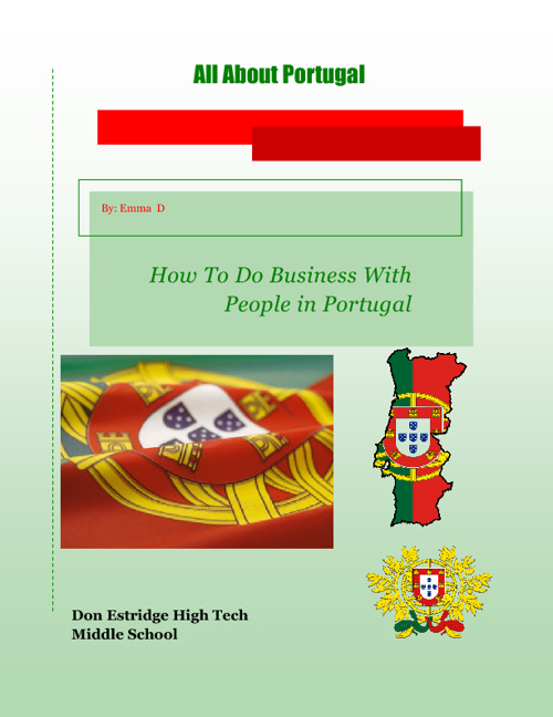 How To Do Business In Portugal