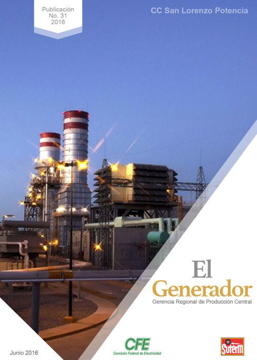 El Generador, edición no. 31