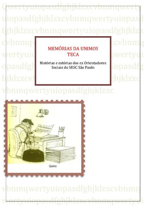 MEMÓRIAS DA TECA