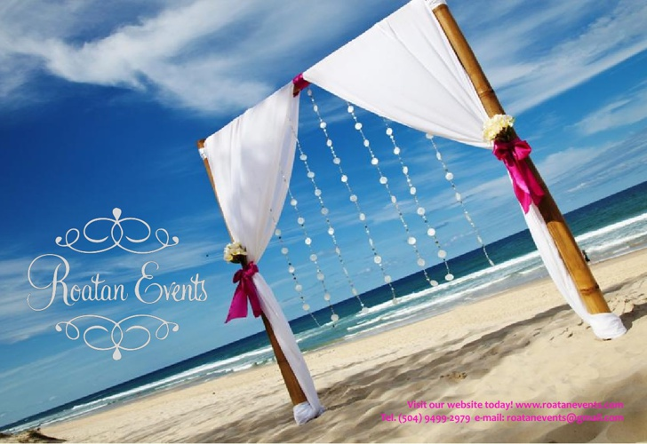 Roatan Events Brochure