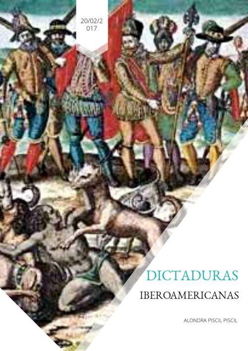 Dictaduras iberoamericanas