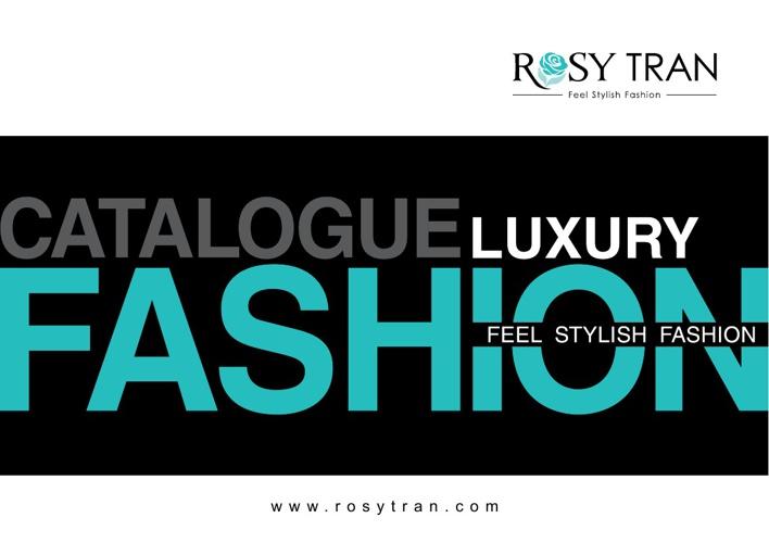 Catalogue RosyTran Fashion